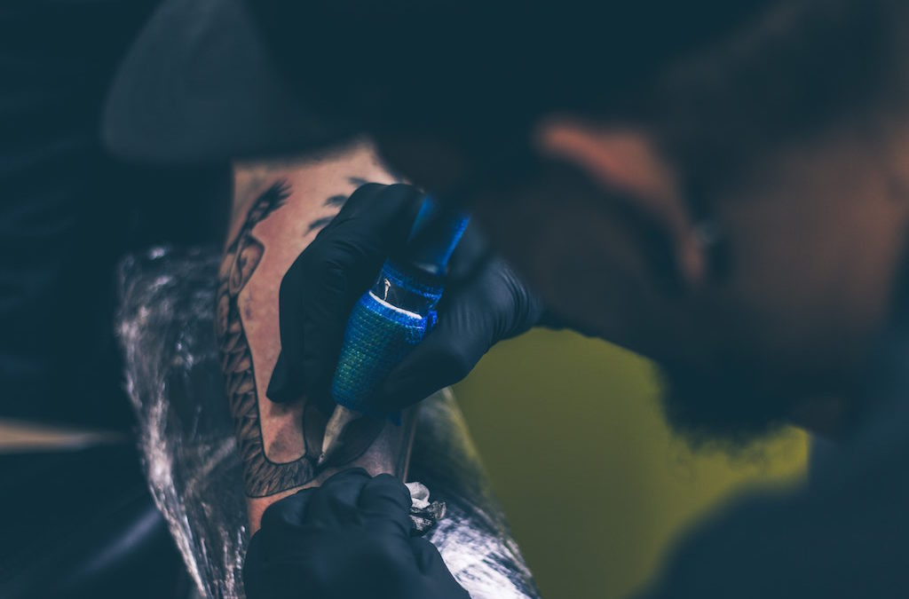 How Did Tattooing Become So Popular In New York City? By Douglas Grady