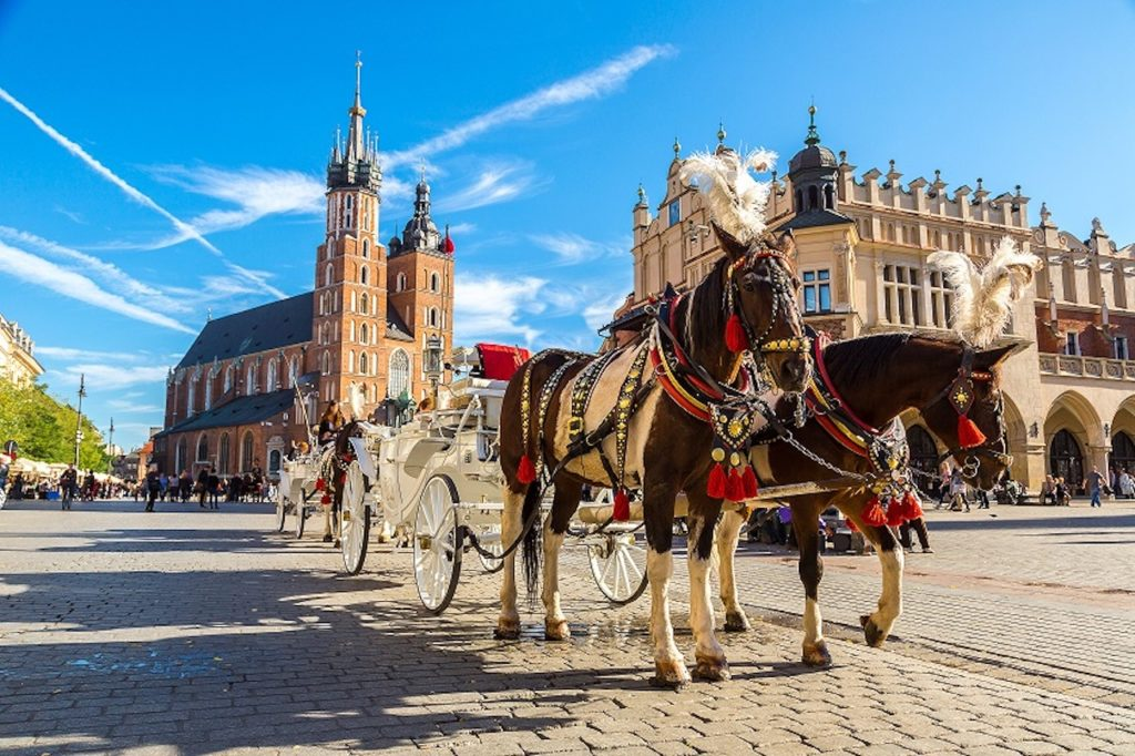 krakow-horse-carriage