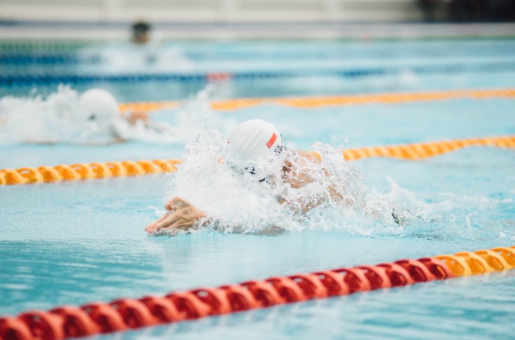 Book Kids Swimming Lessons in Orange County