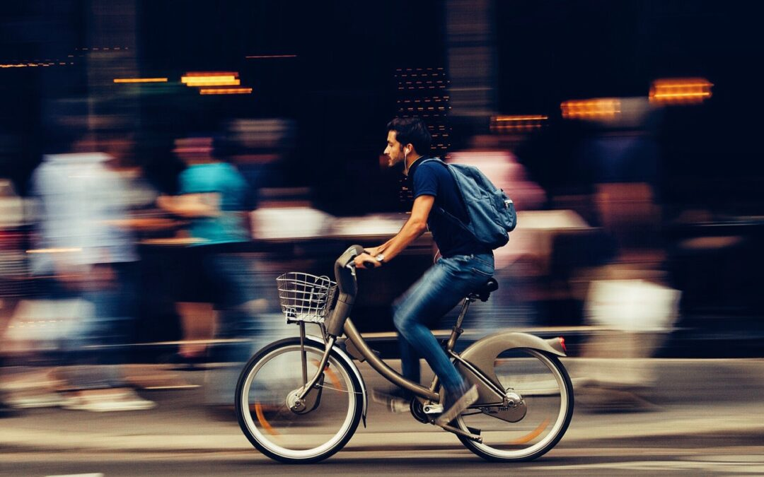 How Delivery Businesses Can Become More Sustainable With Electric Bikes