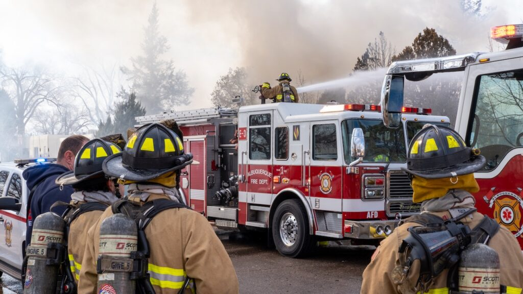 Reasons to Support The Volunteer Firefighter Alliance